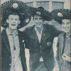 Coleccionismo deportivo: DVD FÚTBOL-F.C.BARCELONA GIRA POR MEXICO EN 1963 (DVD)-DIGITALIZADA DE SUPER 8MM-BARÇA PIEZA ÚNICA. Lote 103752319