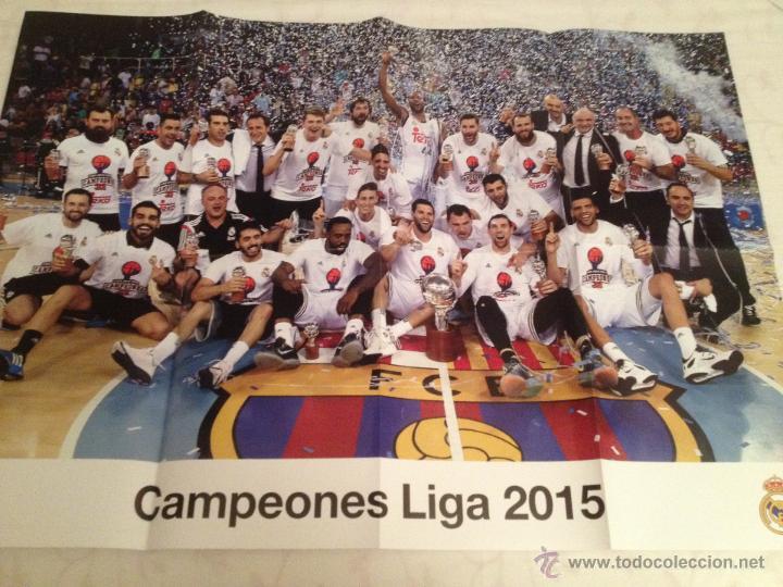 Coleccionismo deportivo: Lote colección posters Real Madrid - Foto 5 - 57631917
