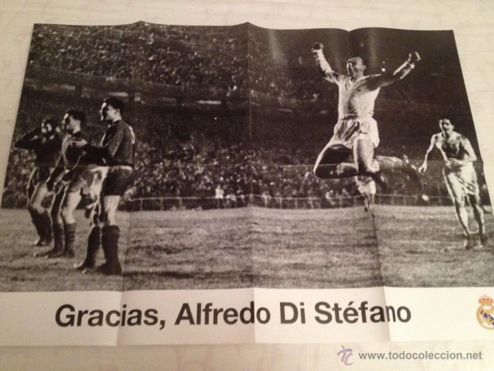 Coleccionismo deportivo: Lote colección posters Real Madrid - Foto 6 - 57631917