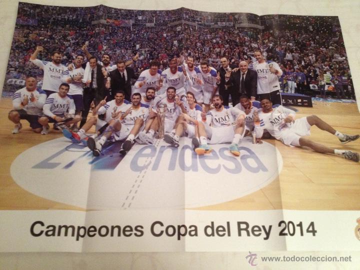 Coleccionismo deportivo: Lote colección posters Real Madrid - Foto 8 - 57631917