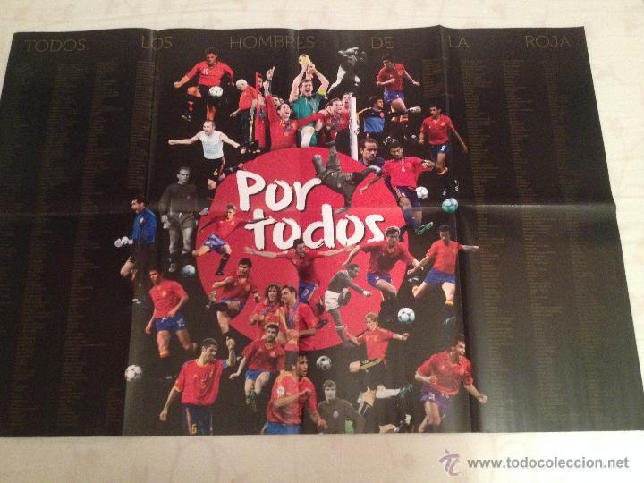 Coleccionismo deportivo: Lote colección posters Real Madrid - Foto 14 - 57631917