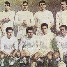 Coleccionismo deportivo: REAL MADRID LOTE DVD HISTORICOS AÑOS 60 ( 4)- IDEAL REGALO NAVIDEÑO. Lote 53028826