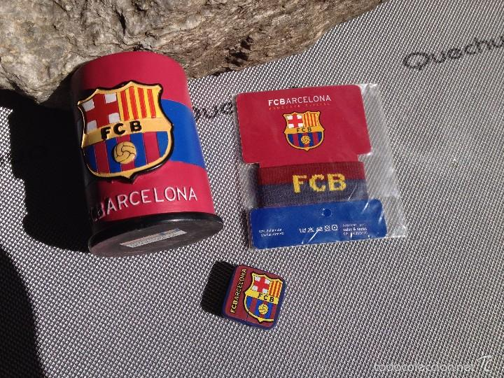 dae682019d1cf ... FUTBOL CLUB BARCELONA. Coleccionismo deportivo  LOTE BARÇA DE BOTE DE  LAPICES