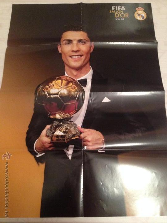 Coleccionismo deportivo: Lote colección posters Real Madrid - Foto 17 - 57631917