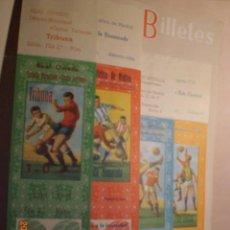 Coleccionismo deportivo: CATALOGO DE PROPAGANDA DEPORTIVA. Lote 60161143