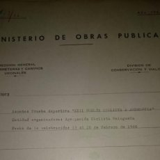 Coleccionismo deportivo: XIII VUELTA CICLISTA A ANDALUCÍA CÓRDOBA GRANADA ALMERÍA MÁLAGA SEVILLA Y CÁDIZ. Lote 64874843