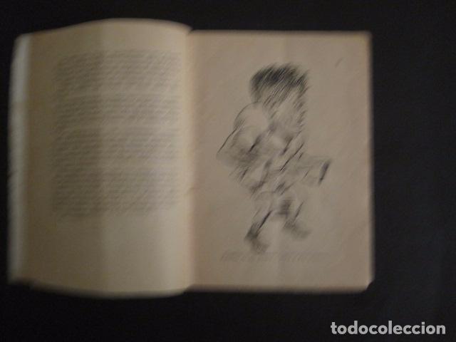 Coleccionismo deportivo: BOXEO -PAULINO UZCUDUN - DERROTADO POR UN ARBITRO - POR S. IBERO - VER FOTOS -(V-7800) - Foto 4 - 69078401
