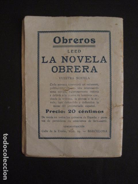 Coleccionismo deportivo: BOXEO -PAULINO UZCUDUN - DERROTADO POR UN ARBITRO - POR S. IBERO - VER FOTOS -(V-7800) - Foto 8 - 69078401