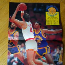 Coleccionismo deportivo: PÓSTER AS 42X28 - GOLDEN STATE WARRIORS. Lote 75963378