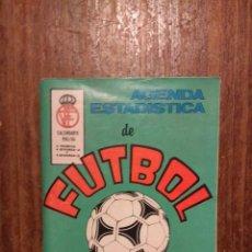 Coleccionismo deportivo: AGENDA ESTADISTICA DE FUTBOL - 1983 / 1984 - EDICIONES SURCO. Lote 78050015