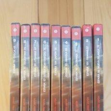 Coleccionismo deportivo: LOTE COMPLETO DVD MUNDIAL BALONCESTO JAPÓN 2006. Lote 85495020