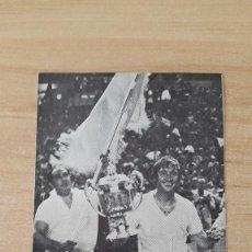 Coleccionismo deportivo: CAMPEONATO NACIONAL DE LIGA TEMPORADA 1974 75 - REAL MADRID CAMPEON DE ESPAÑA 1974. VER FOTOS. Lote 88105500