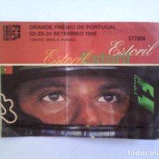 Coleccionismo deportivo: ENTRADA FÓRMULA 1 AÑO 1995. Lote 89356968