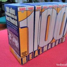 Coleccionismo deportivo: 100 AÑOS HISTORIA VIVA DEL REAL MADRID - 10 VHS - REVISTA MARCA. Lote 89657496