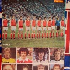Coleccionismo deportivo: MUNDIAL 82 AUSTRIA. Lote 91564065