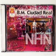 Coleccionismo deportivo: CD - CLUB BALONMANO CIUDAD REAL - HIMNO. Lote 97628075