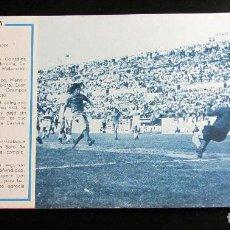 Coleccionismo deportivo: COLECCION CASI COMPLETA FICHAS REAL ZARAGOZA NOTICIERO AÑOS 1973 1974. Lote 98086119