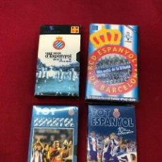 Coleccionismo deportivo: LOTE PELICULA VHS ESPANYOL. Lote 98710251