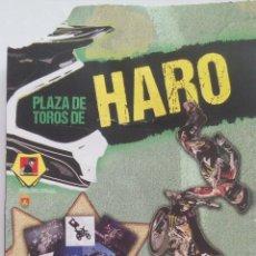 Coleccionismo deportivo: ENTRADAS FREESTYLE EN HARO. Lote 101570166
