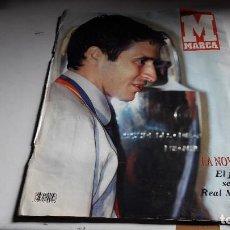 Coleccionismo deportivo: DOCUMENTOS MARCA...LA NOVENA. EL FUTBOL SEGUN EL REAL MADRID....2002.... Lote 102427835