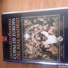 Coleccionismo deportivo: LIBRO MÁS DVD DEL REAL MADRID. Lote 102606944
