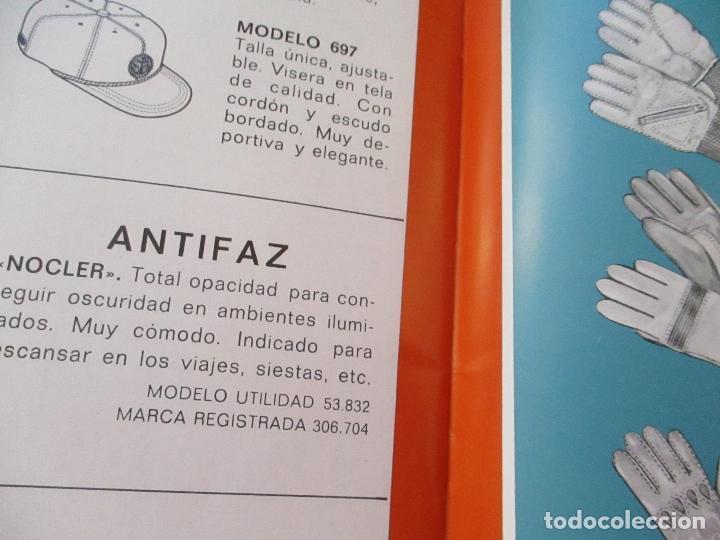 Coleccionismo deportivo: CLIMAX CATÁLOGO OCTUBRE 1971- MIGUEL LLEBOT- BARCELONA - Foto 4 - 102970379