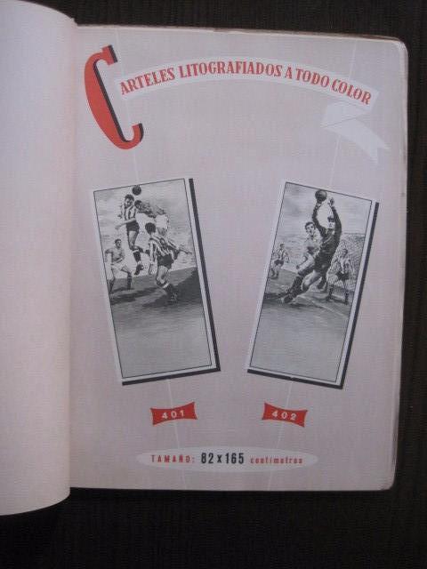 Coleccionismo deportivo: CATALOGO PROPAGANDA DEPORTIVA - FUTBOL - IMPRENTA ORTEGA -VER FOTOS- (V-12.832) - Foto 8 - 104897103