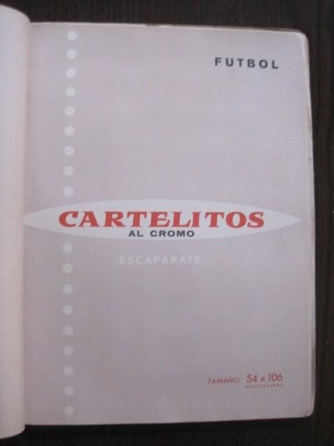 Coleccionismo deportivo: CATALOGO PROPAGANDA DEPORTIVA - FUTBOL - IMPRENTA ORTEGA -VER FOTOS- (V-12.832) - Foto 9 - 104897103