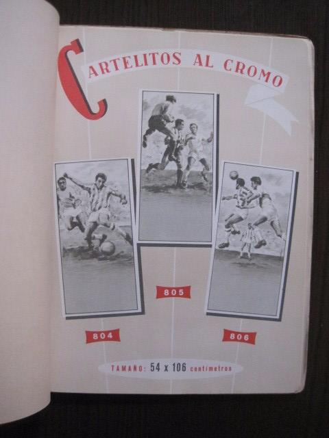 Coleccionismo deportivo: CATALOGO PROPAGANDA DEPORTIVA - FUTBOL - IMPRENTA ORTEGA -VER FOTOS- (V-12.832) - Foto 11 - 104897103