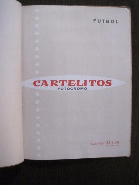Coleccionismo deportivo: CATALOGO PROPAGANDA DEPORTIVA - FUTBOL - IMPRENTA ORTEGA -VER FOTOS- (V-12.832) - Foto 17 - 104897103