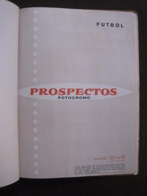 Coleccionismo deportivo: CATALOGO PROPAGANDA DEPORTIVA - FUTBOL - IMPRENTA ORTEGA -VER FOTOS- (V-12.832) - Foto 19 - 104897103