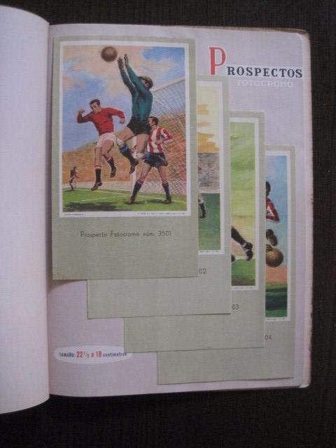 Coleccionismo deportivo: CATALOGO PROPAGANDA DEPORTIVA - FUTBOL - IMPRENTA ORTEGA -VER FOTOS- (V-12.832) - Foto 20 - 104897103
