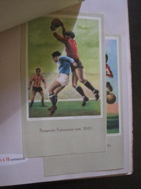 Coleccionismo deportivo: CATALOGO PROPAGANDA DEPORTIVA - FUTBOL - IMPRENTA ORTEGA -VER FOTOS- (V-12.832) - Foto 22 - 104897103