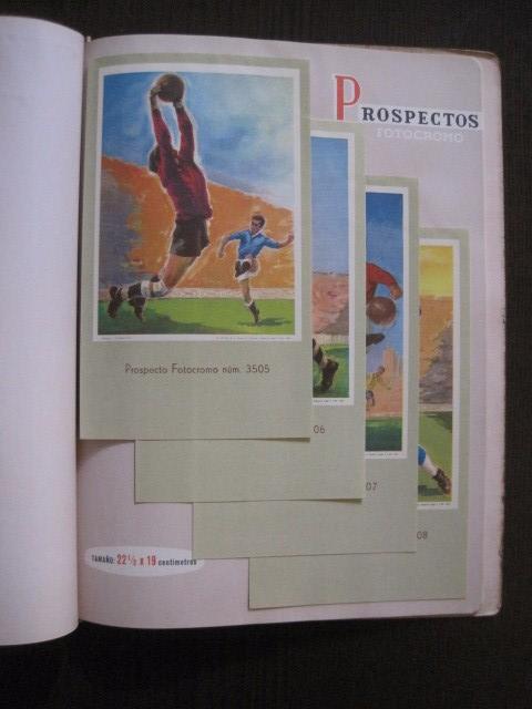 Coleccionismo deportivo: CATALOGO PROPAGANDA DEPORTIVA - FUTBOL - IMPRENTA ORTEGA -VER FOTOS- (V-12.832) - Foto 24 - 104897103