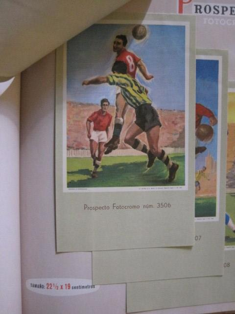 Coleccionismo deportivo: CATALOGO PROPAGANDA DEPORTIVA - FUTBOL - IMPRENTA ORTEGA -VER FOTOS- (V-12.832) - Foto 25 - 104897103