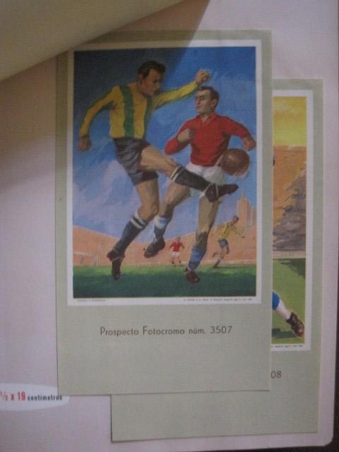 Coleccionismo deportivo: CATALOGO PROPAGANDA DEPORTIVA - FUTBOL - IMPRENTA ORTEGA -VER FOTOS- (V-12.832) - Foto 26 - 104897103