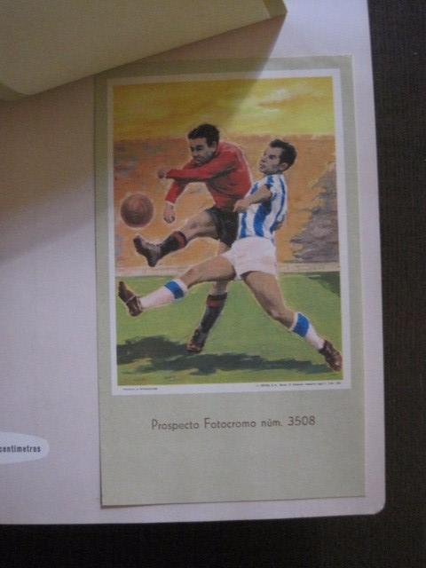 Coleccionismo deportivo: CATALOGO PROPAGANDA DEPORTIVA - FUTBOL - IMPRENTA ORTEGA -VER FOTOS- (V-12.832) - Foto 27 - 104897103