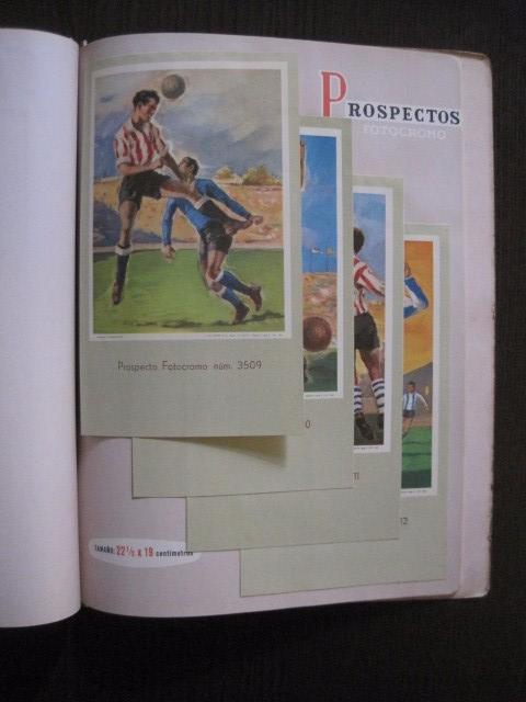 Coleccionismo deportivo: CATALOGO PROPAGANDA DEPORTIVA - FUTBOL - IMPRENTA ORTEGA -VER FOTOS- (V-12.832) - Foto 28 - 104897103