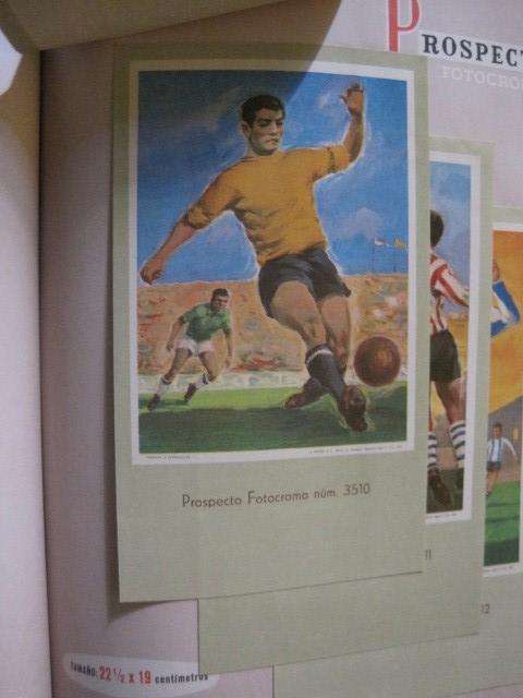 Coleccionismo deportivo: CATALOGO PROPAGANDA DEPORTIVA - FUTBOL - IMPRENTA ORTEGA -VER FOTOS- (V-12.832) - Foto 29 - 104897103