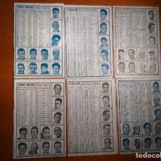 Coleccionismo deportivo: 1958 CICLISMO TOUR FRANC FRANCIA CATALUÑA - PREMIO MONTAÑA VUELTA CICLISTA ESPAÑA ITALIA CATALUÑA . Lote 104948875