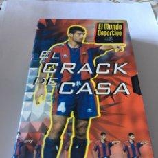 Coleccionismo deportivo: VHS EL CRACK DE CASA GUARDIOLA. Lote 105259418