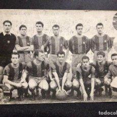 Coleccionismo deportivo: ARCHIVO CABOT POSTAL CAMPEON DE LIGA 1958-1959 FUTBOL CLUB FC BARCELONA F.C BARÇA CF. Lote 110669211