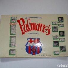 Coleccionismo deportivo: (ALB-TC-14) CURIOSO MOVIBLE PALMARES F C BARCELONA LIGA 59-60/ 60-61/ 61-62/ 62-63/ 63-64 VER FOTOS. Lote 114122359