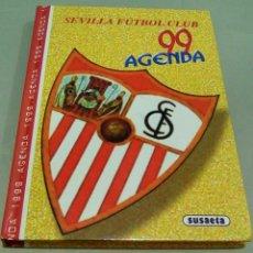 Coleccionismo deportivo: AGENDA SEVILLA FUTBOL CLUB AÑO 1999. Lote 116171943