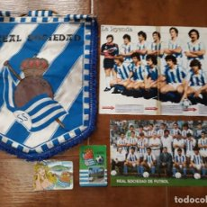 Coleccionismo deportivo: REAL SOCIEDAD, LA LEYENDA. Lote 116457067