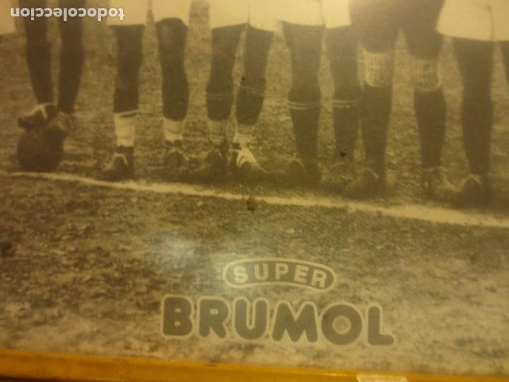 Coleccionismo deportivo: ALICANTE FUTBOL CLUB PLANTILLA ANTIGUO FOTO CONMEMORATIVO PUBLICITARIO BRUMOL - Foto 3 - 117697207