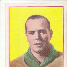 Coleccionismo deportivo: LAMINA DEPORTIVA. COLECCIÓN HISTORIA DE LA COPA 1970.ZAMORA.REAL MADRID.. Lote 121989443