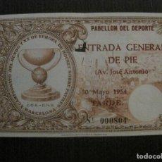 Coleccionismo deportivo: X CAMPEONATO MUNDO HOCKEY PATINES -BARCELONA- MAYO 1954 -VER FOTOS-(V-14.725). Lote 122792623