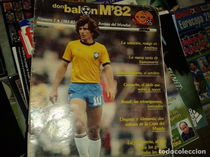 Coleccionismo deportivo: : FINALES MUNDIALES Y EUROCOPAS ( 31 FINALES) BUENA Y EXCELENTE OPORTUNIDAD - Foto 3 - 123232119