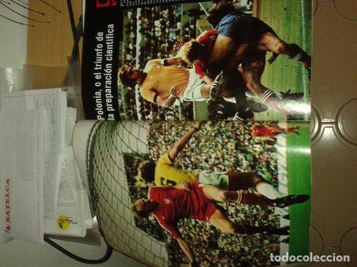 Coleccionismo deportivo: : FINALES MUNDIALES Y EUROCOPAS ( 31 FINALES) BUENA Y EXCELENTE OPORTUNIDAD - Foto 4 - 123232119